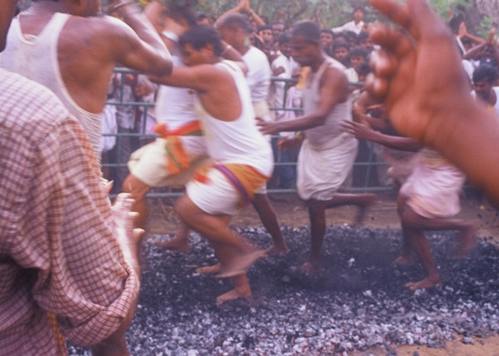 Firewalking 1
