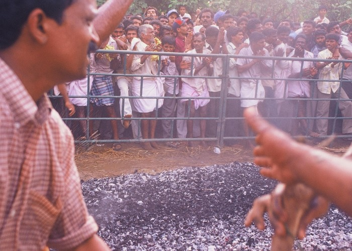 Firewalking 2