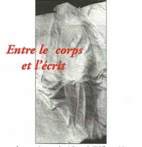 A1 Entre le corps et l'écrit ECAE